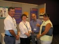 Don and Alison and Peter and Gayle. They just cant stay away from CPAQ conferences