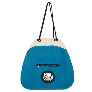 Ocean Blue Mini Play Pouch