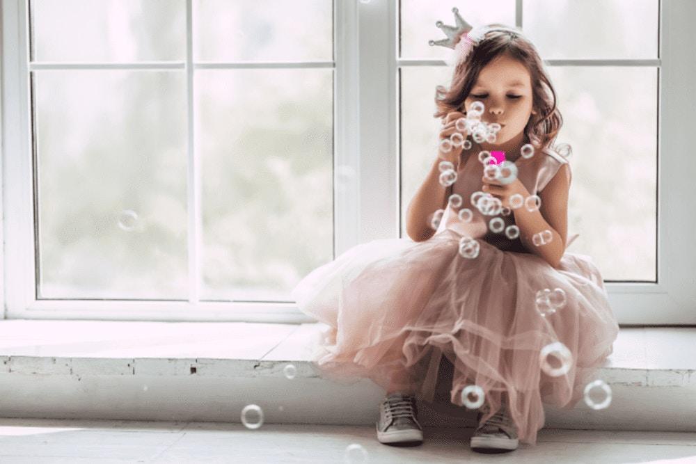 Prinzessin für einen Tag: Ein wahrer Geburtstagstraum für Kinder
