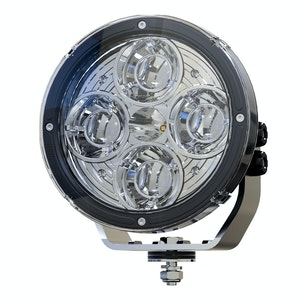 "7"" X-Power LED Driving Lights High Performance (pair)"