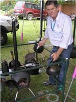 Wheatbelt Warracknabeal winner takes TravelSmart OzPig prize as Christmas camp cooking pet