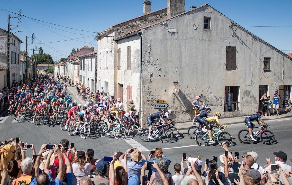 Tour de France 2020: Samenvatting van de elfde race