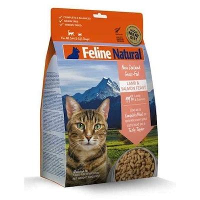 K9 Natural Lamb Dry Cat Food 320G