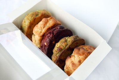 Missy M Sweets Assorted Cookie Box