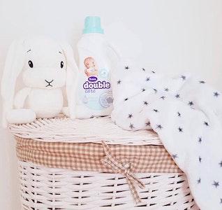 Double Care Clean & Gentle Baby Sensitive Laundry Detergent 1 Litre