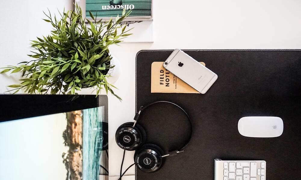 Healthy Office Tip - Add Plants