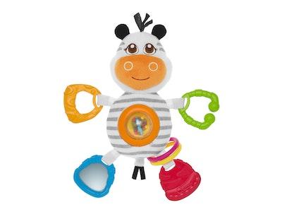 Chicco Mr. Zebra Stroller Toy