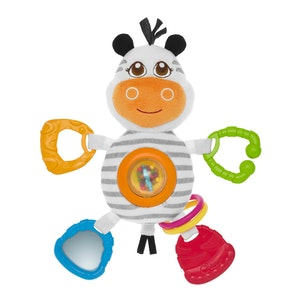 Chicco Mr. Zebra Stroller Toy