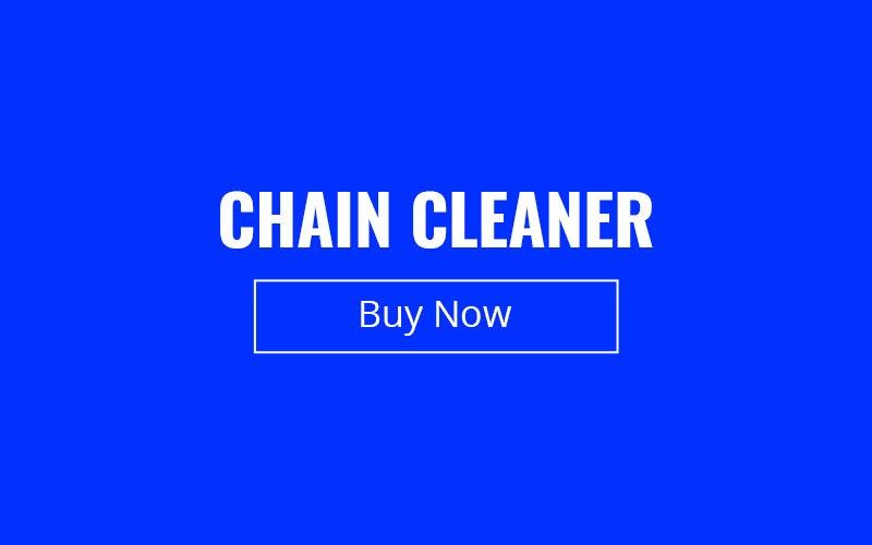Morgan Blue Chain Cleaner