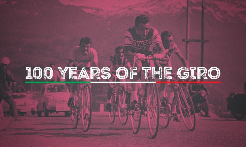 100 Years of the Giro