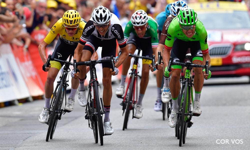 Tour de France 2017: Stage Nine Race Recap