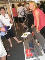 Allpark products in super  plastics Top  Tourist Conference Darwin 2009 016