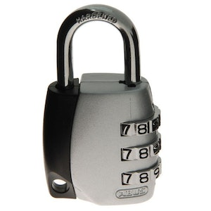 ABUS 155/30 30mm 3 Digit Resettable Combination Padlock