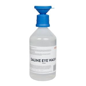 Mediq Saline Eye Wash Saline Solution (500mL)