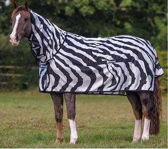 Buzz-Off 'Zebra' Full Neck