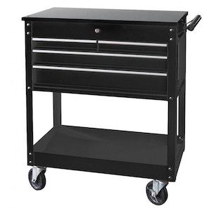 SP40015 Trolley Bench 4 Drawer Custom Series Steel Diagnostic SP40015