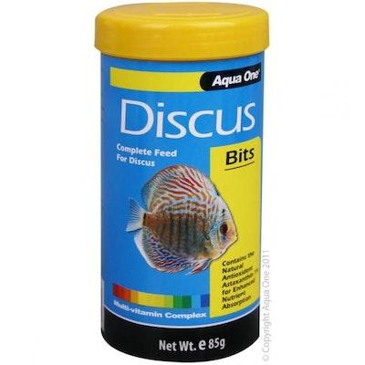 Aqua One Discus Bits Food 85g