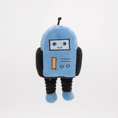 Zippy Paws Rosco The Robot