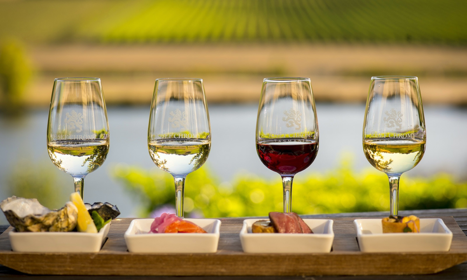 Winery Experience; Josef Chromy