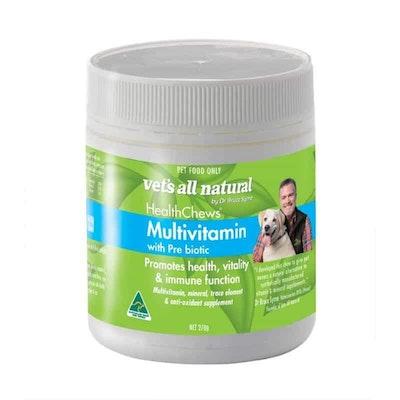 Vets All Natural Health Chews Multivitamin  270g