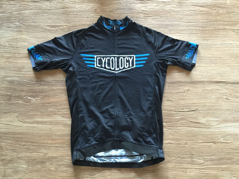 Cycology Bike Obsession Black Men s Jersey 2017 BikeExchange