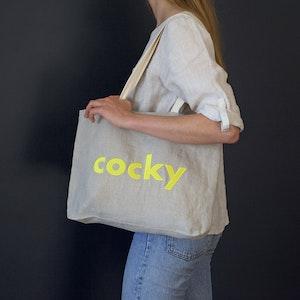 Tote Bag Cocky