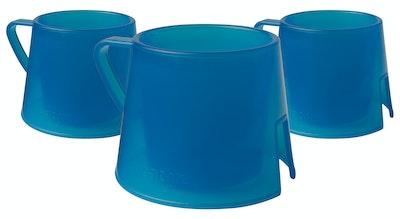 Steadyco Steadycup 3pk Blue