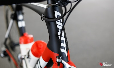 Wilco Kelderman's 2017 Giant TCR Advanced SL