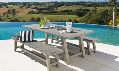 Affordable Outdoor Luxury