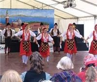 KUD Razigrand matedonka dance at the festival