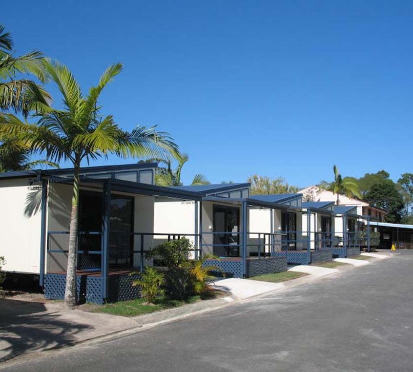 1BR Villa, Caravan Sites