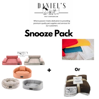 Snooze Pack | Daniel's Pet Emporium