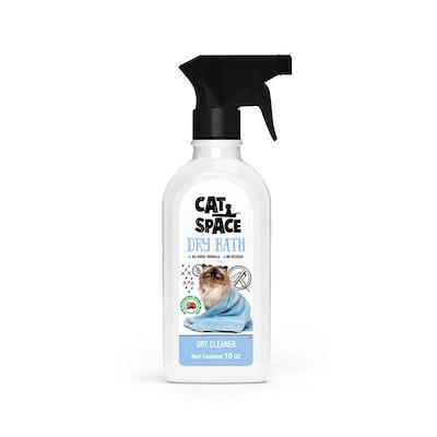 CAT SPACE Dry Bath Shampoo 295ML