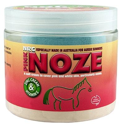 NRG Pink Noze Horse Sun Protection Soft Cream 200g