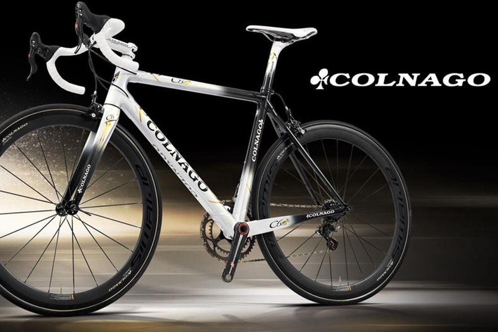Colnago Bikes - Performance für die Straße