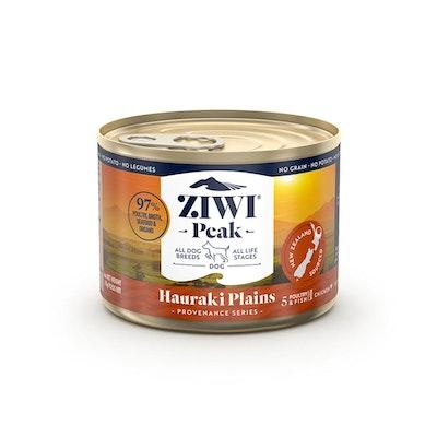 ZiwiPeak ZIWI Peak Provenance Canned Dog Food Hauraki Plains 170G