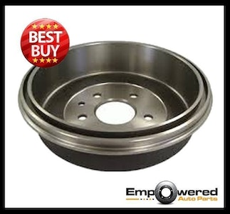 RDA FRONT or REAR BRAKE DRUM for Toyota Hilux 2WD RN10 1972-1978 RDA1732