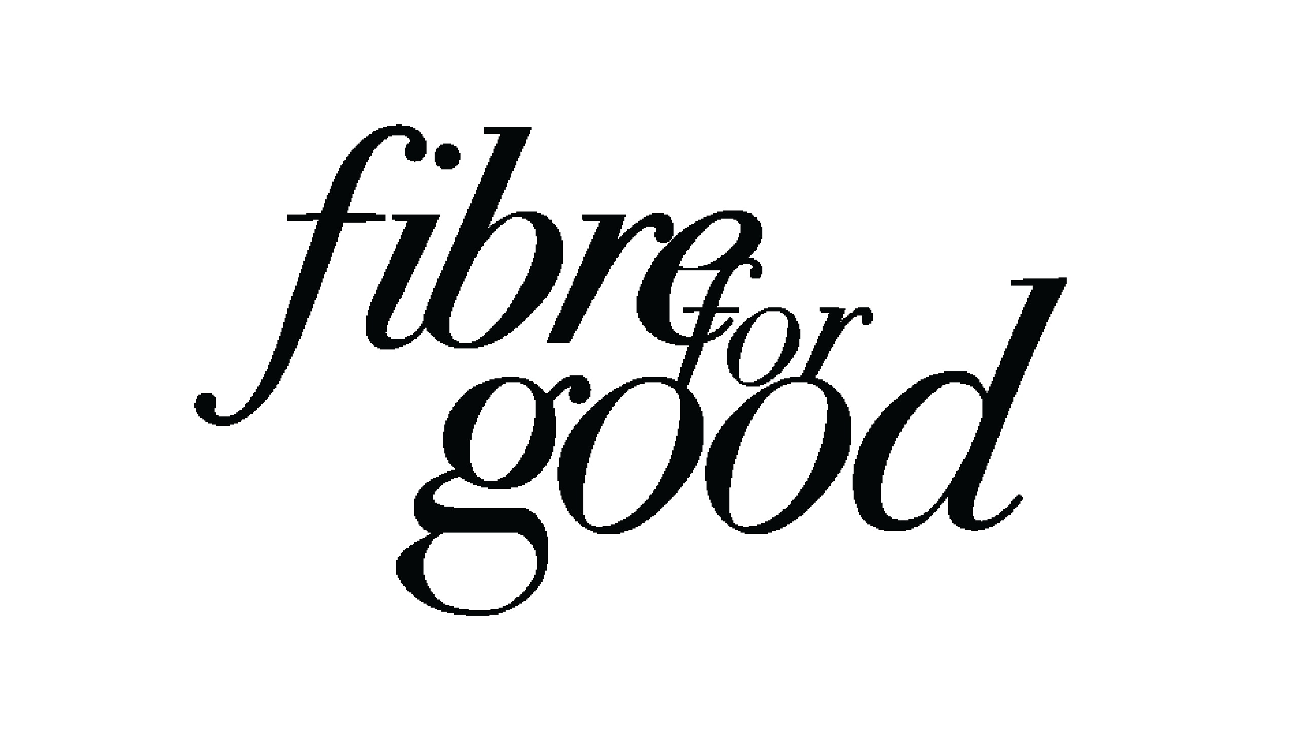 Fibre for Good logo