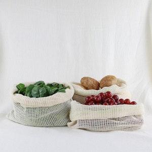 Ekoroo 3pk Reusable Produce Bags