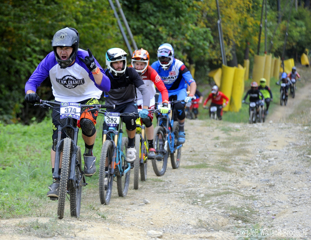 Eastern Triple Crown Enduro Series: Mountain Creek Enduro Results