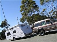 GoSee Jayco Discovery parks at Westerport Marina Hastings