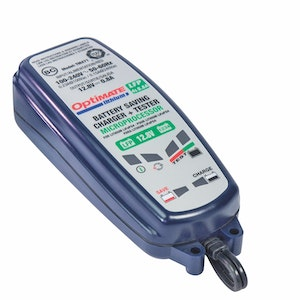Optimate Lithium 4s 0.8A 12V Charger For Lithium Batteries