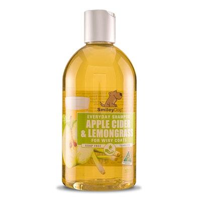 Smiley Dog Apple Cider & Lemongrass Shampoo