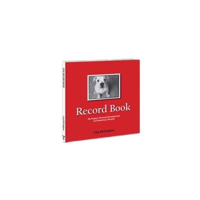 VanityPaws Book - Puppy Records & Photos