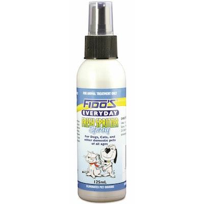 Fidos Everyday Fresh Spritzer Dogs & Cats Deodoriser Spray 125ml