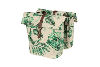 Basil Ever-Green Double Bag Sandshell Beige 28-38L