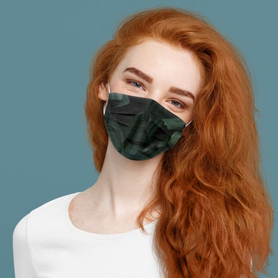 Great Functional Goods Face Mask