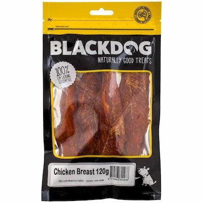 Black Dog Chicken Breast Fillet Dog Treats