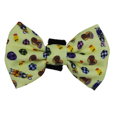 Twomoodles Aussie Easter Bow Tie