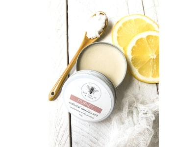 Bee one of a kind PURIFY natural deodorant